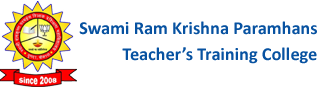 Swami Ram Krishna Paramhans Teacher's Training College Logo